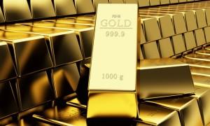 Giá vàng ổn định ở 1.200 USD/ounce khi USD tiếp tục suy yếu