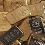 Giá vàng tăng trở lại do USD giảm