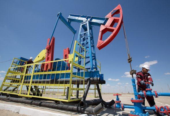 oil crude