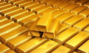 Giá vàng thế giới tăng lên mức cao nhất trong ba tháng rưỡi