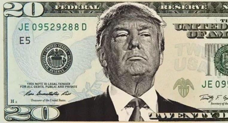 Ông Donald Trump không ưa thích một đồng USD mạnh.