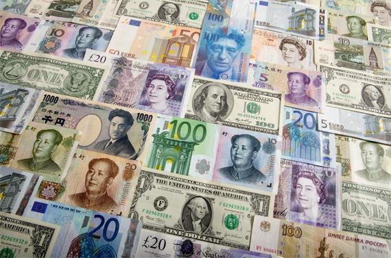 Theo BIS, hơn 5.300 tỷ USD được giao dịch mỗi ngày trên thị trường ngoại hối toàn cầu.